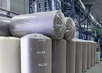 Rolled foam production